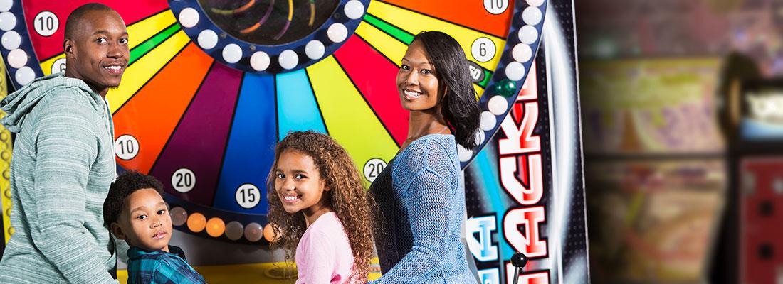 Arcade | Adventure Landing Family Entertainment Center | Buffalo, NY